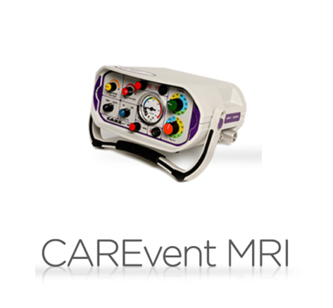 Ventilador CAREvent MRI. Foto: O_Two Controlled Ventilation